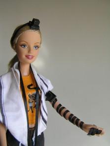 tefillin barbie by jen taylor friedman