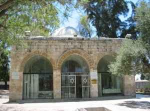 rabban gamliel's alleged grave in yavneh