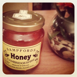 honey for a sweet new year; photo by salem pearce (via instagram)